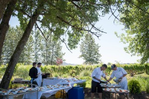 oregon vineyard venue rental