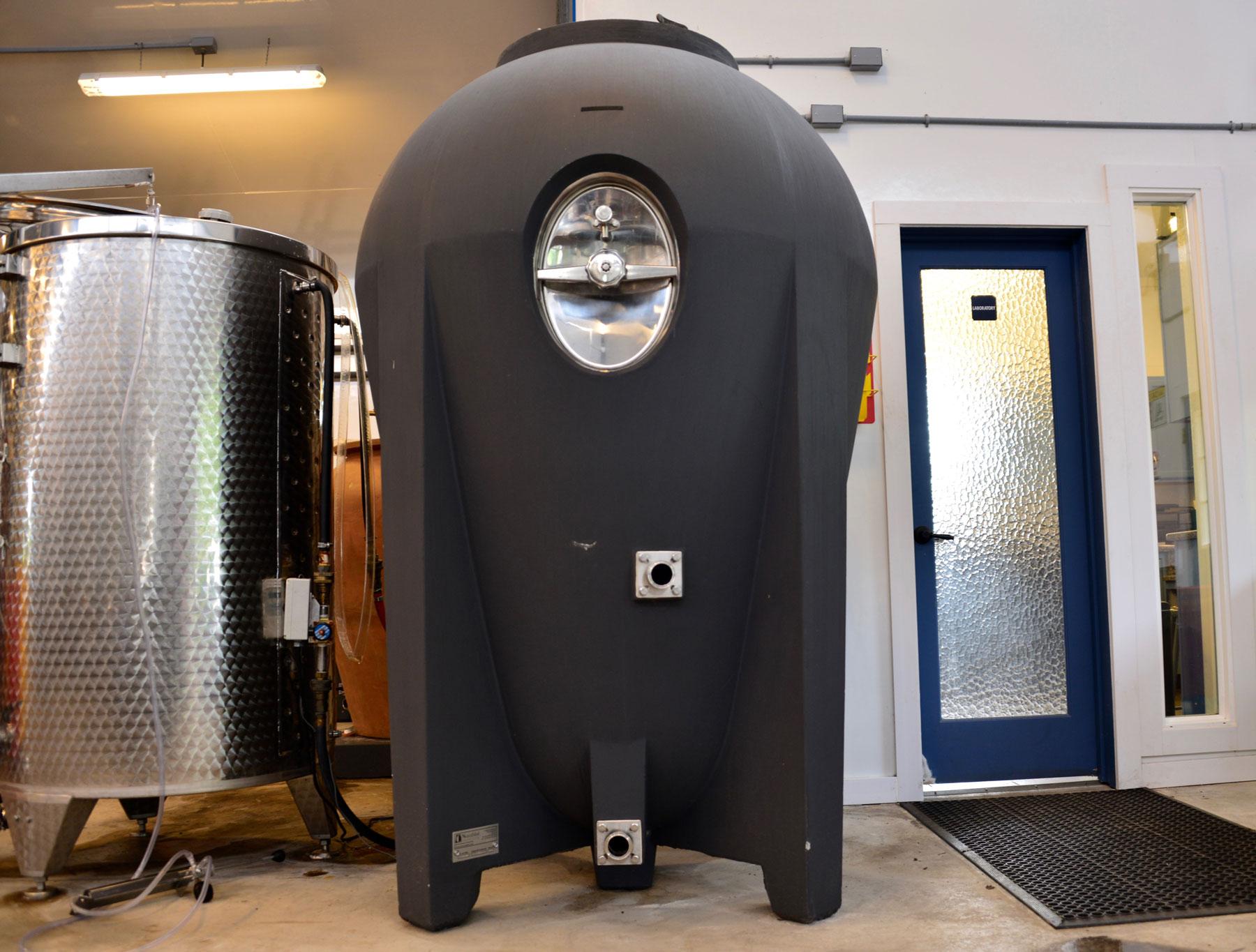 Darth Vader Wine Amphora