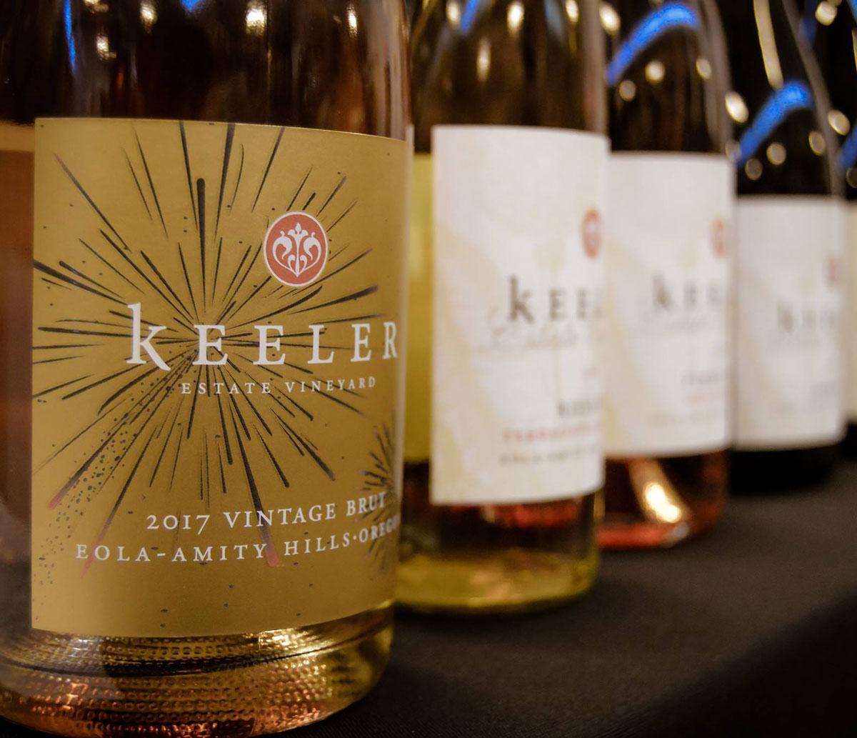 Keeler Bottle Shots